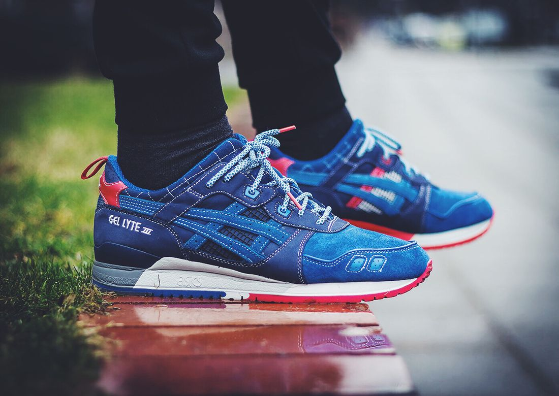 mita x Asics Gel Lyte III »far east«